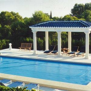 Cobertor de verano para tu piscina