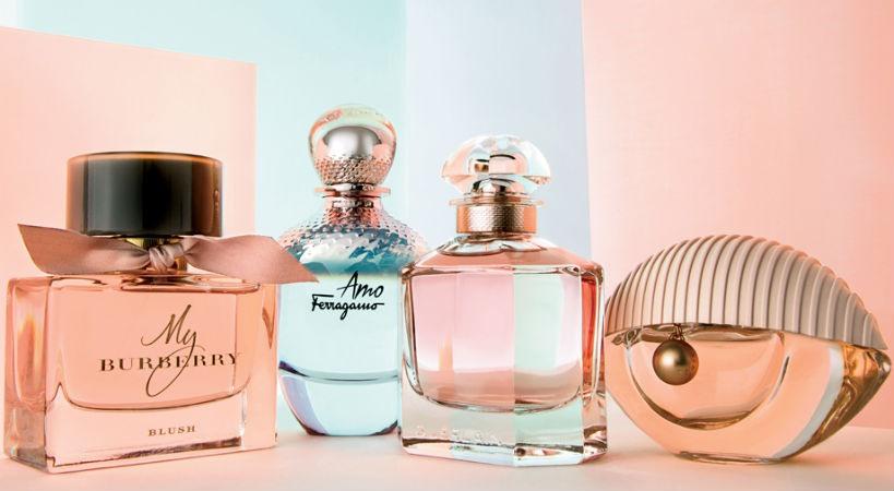 Aplicar el perfume correctamente