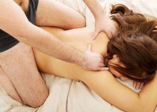 Beneficios de los masajes eróticos