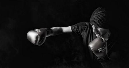 Boxeo deporte de contacto