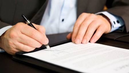 Cómo funcionan los divorcios notarial