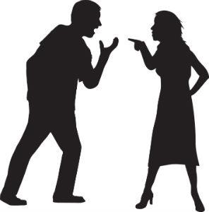 Causas de conflicto en una pareja