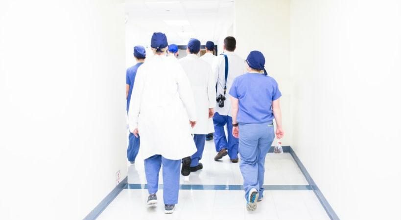 Uniformes de sanidad