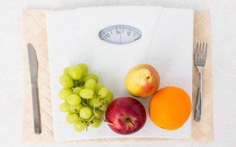 Controlar el peso con una dieta equilibrada