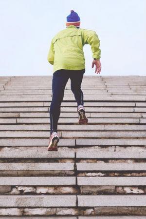 Correr disminuye el riesgo de contraer enfermedades