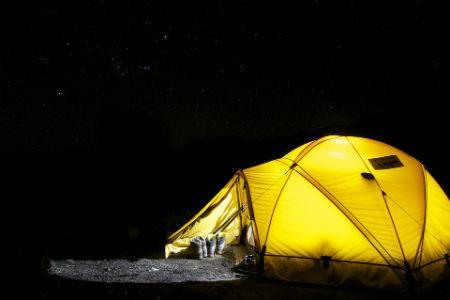 Lo que no puede faltar al ir de camping