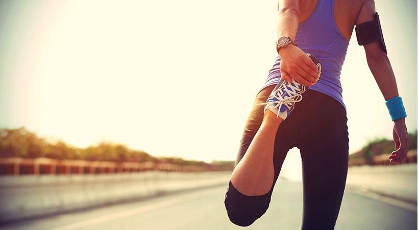 Practicar running ayuda a reducir problemas de salud