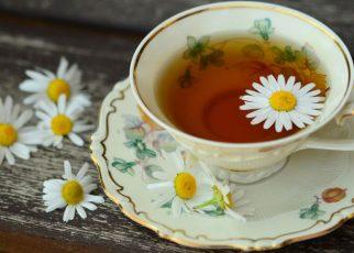 Beneficios de la infusion de manzanilla