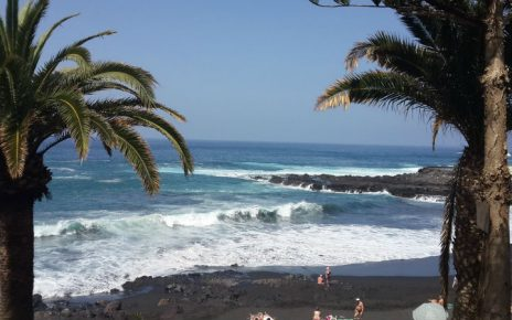 Playa La Arena Tenerife