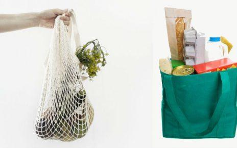Bolsas reusables solucion ecologica