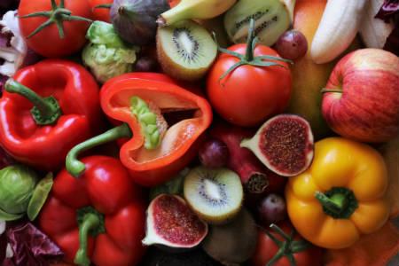 Comida sana alternativa saludable