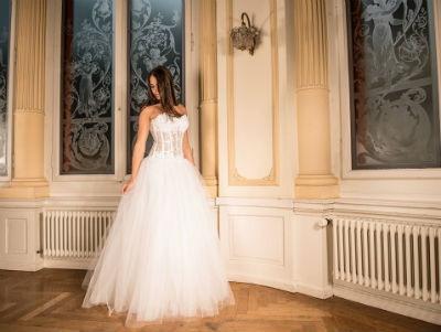 Los detalles más importantes del vestido