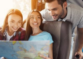 Las ventajas de viajar en grupo
