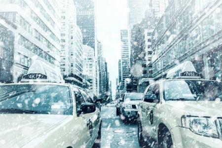 Nueva York navidad