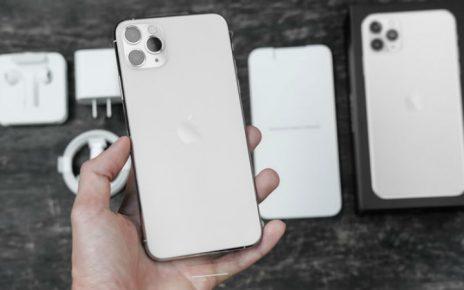 Nuevo iPhone Pro Max