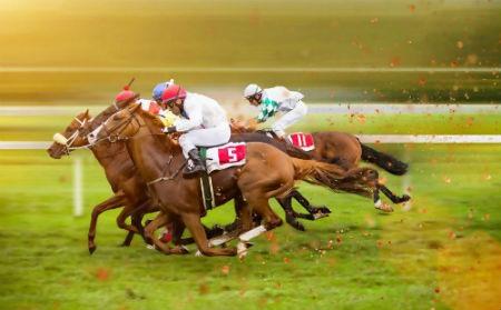 apuestas en carreras de caballo