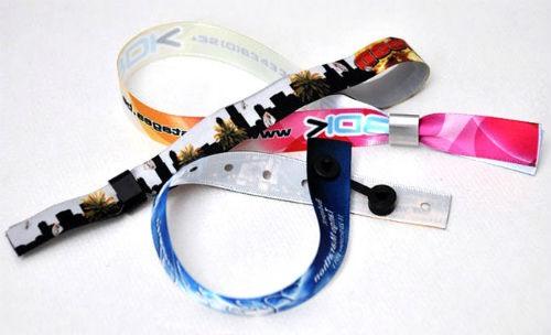 pulseras personalizadas reconocimiento de marca