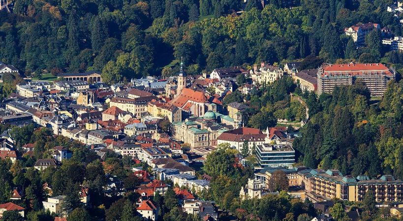 Baden-Baden la joya de la Selva Negra