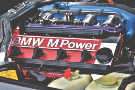 Cadena de distribución serie BMW