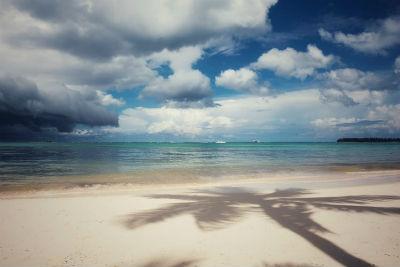 Playa paradisíaca de Bávaro