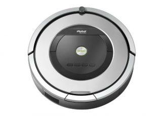 Robot aspirador para la limpieza del hogar