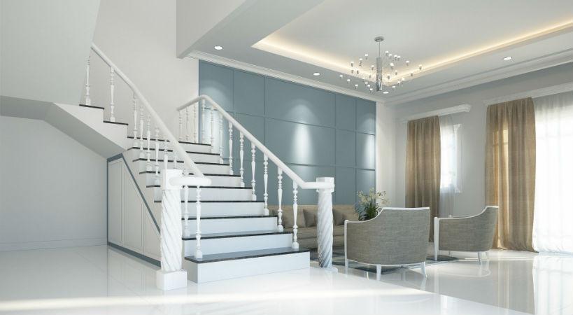 Diseños de interior de lujo