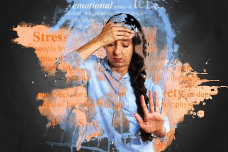 Síntomas del trastorno de ansiedad
