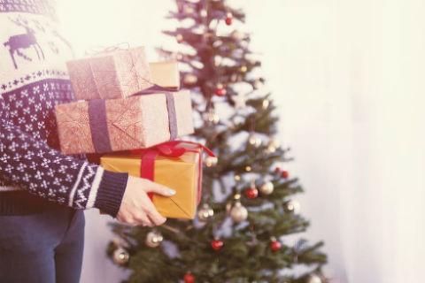 regalos más comunes durante la navidad
