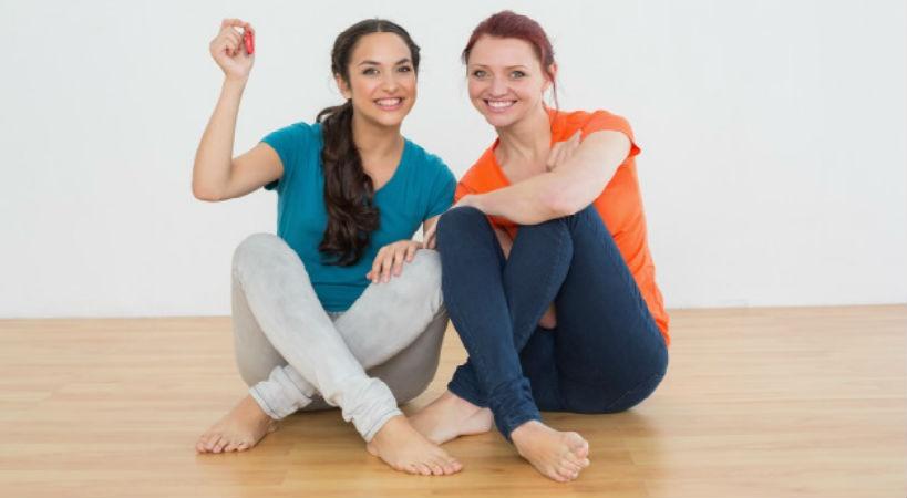 ventajas de compartir piso