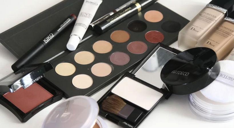 Productos de cosmética de farmacia