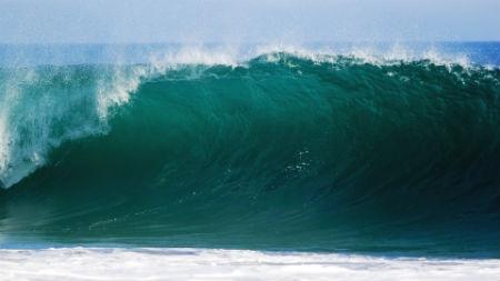 Surf en el lugar perfecto