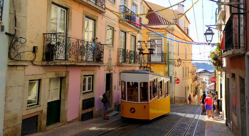 Viajar y aprender portugués