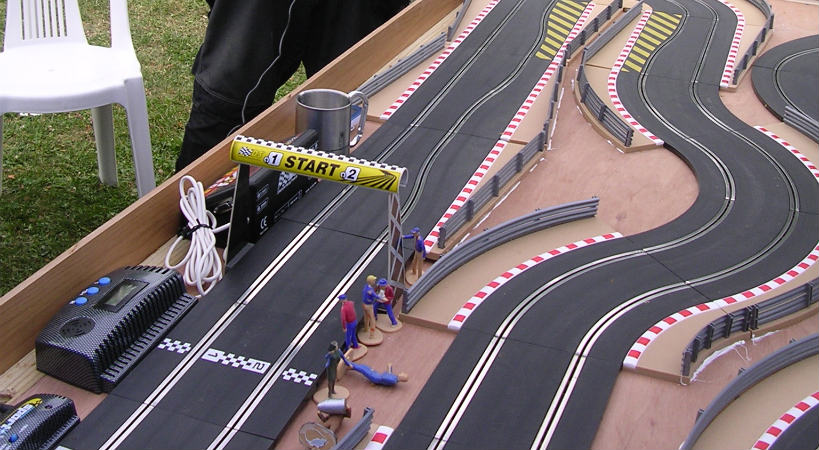 Sewell park scalextric