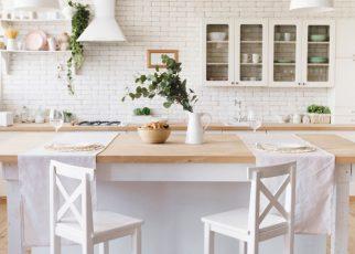 6 ideas creativas para decorar tu cocina y hogar