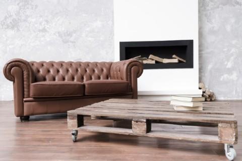 mobiliario ecléctico