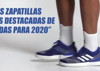 Mejor calzado de Adidas para jugar al pádel en 2020