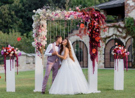 decoraciones para bodas al aire libre