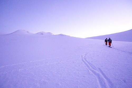 reserva Alma de Nieve