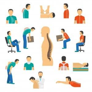 Conductas diarias que producen dolor de espalda