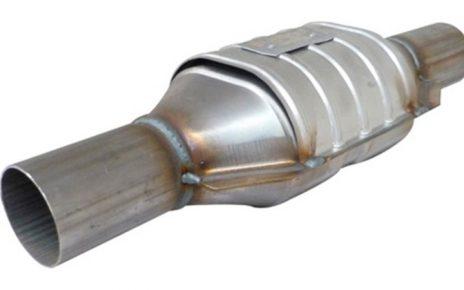 Convertidor catalítico de metal