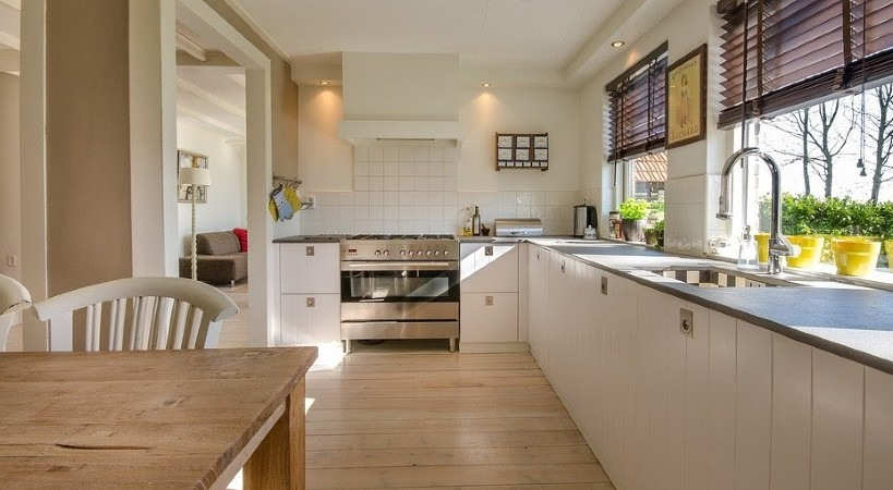hogar próspero sostenible y funcional