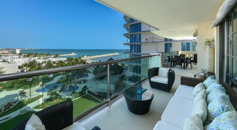Puerto Cancún oportunidad inversión inmuebles de lujo