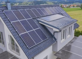 Sistema de paneles solares