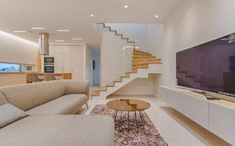 Casa bien decorada