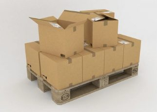 Protección de mercancías durante el transporte