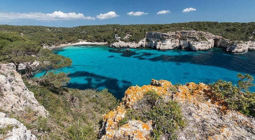 Viajar a Menorca sin aglomeraciones