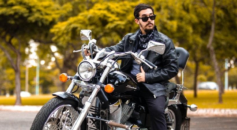 Chaqueta de moto para verano