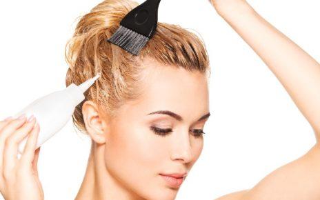 Productos orgánicos para el pelo