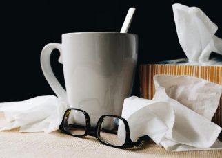 Reducir síntomas de la alergia