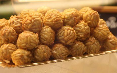 Dulces típicos de Cataluña